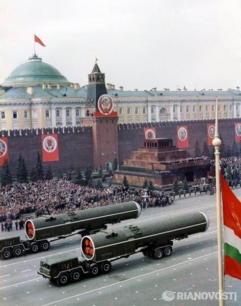 Парад Победы 1985 г.