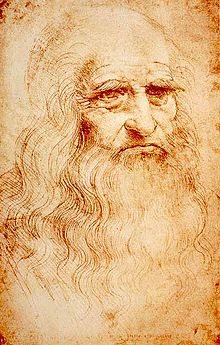 Так спал Леонардо да Винчи