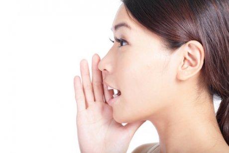 как услышать свой голос