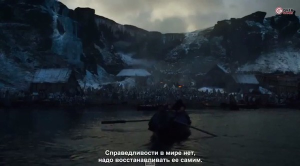 Официальный трейлер игры престолов, 5 сезон видео на русском