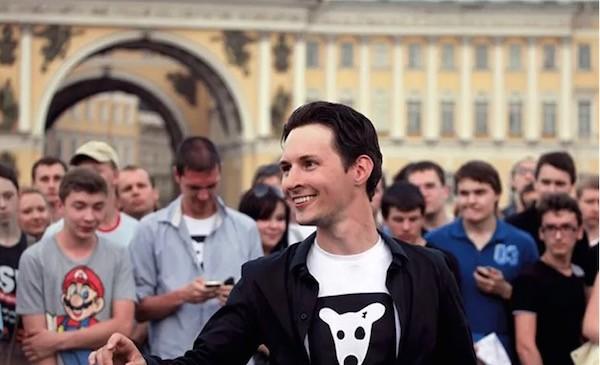 Павел Дуров — о деньгах и материальном
