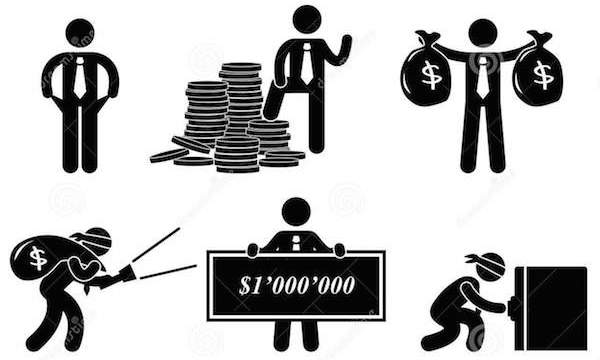 Богатеи и нищие