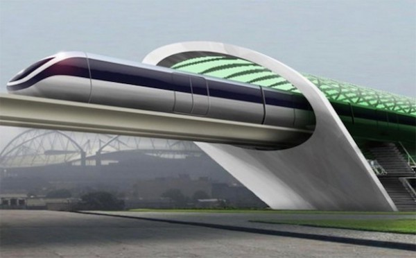 Hyperloop Илона Маска