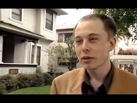 Илон Маск в молодости-2