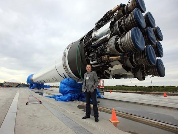 Илон Маск SpaceX