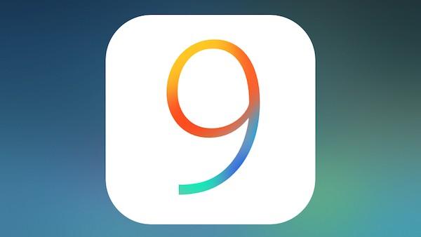 Логотип iOS 9