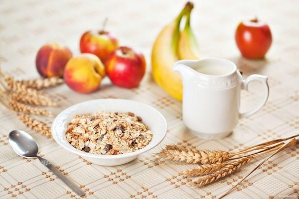 здоровый завтрак, завтрак здоровый