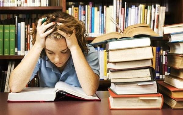 Экзамен, стресс
