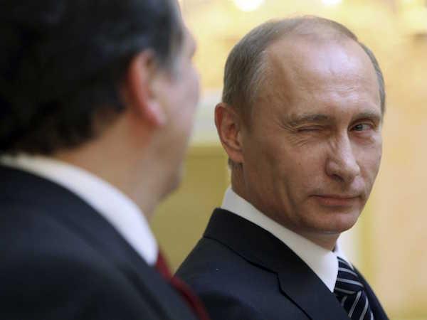 10 неожиданных фактов о Путине из книги «Вся кремлёвская рать»