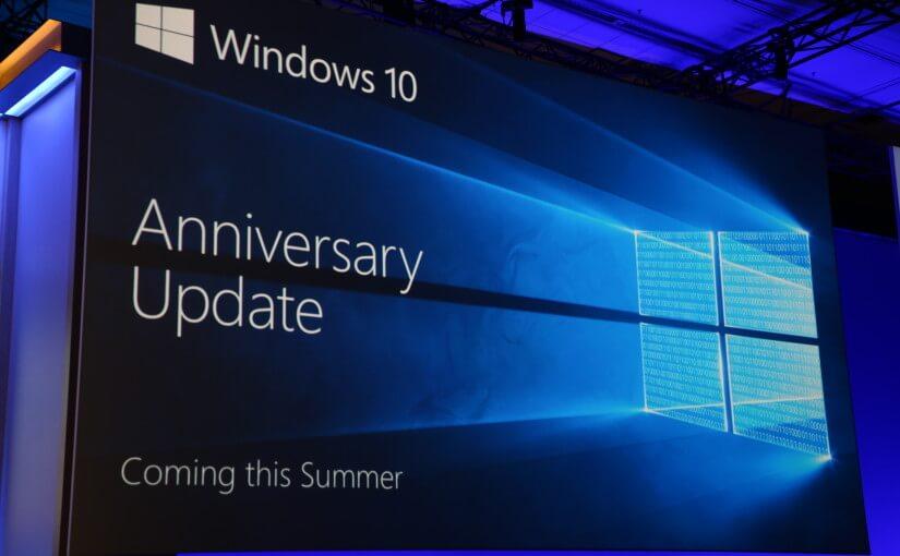 Самый простой способ обновить Windows 10 до версии Anniversary Update