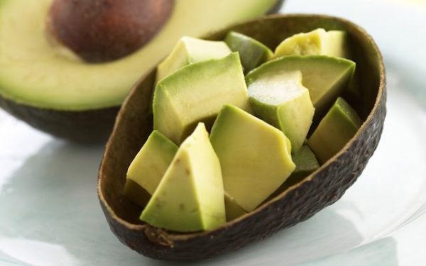 авокадо в салат