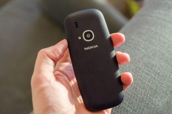 новая nokia 3310 фото
