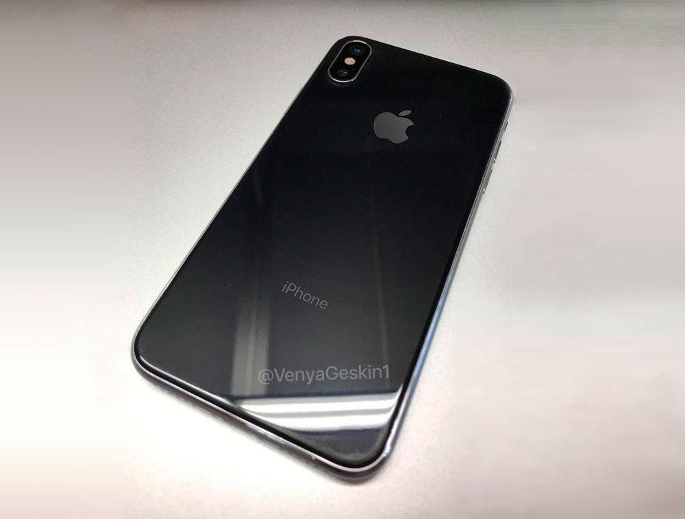 макетик iphone 8
