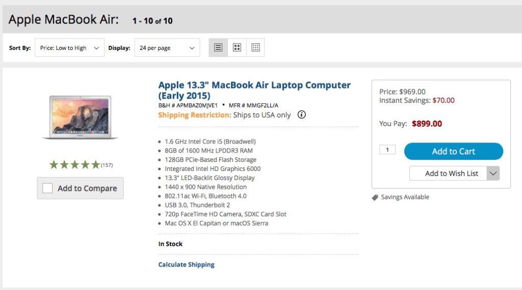 Как сэкономить до ₽40 000 на покупке MacBook Pro с дисплеем Retina