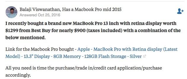 купить macbook из сша дешевле всего