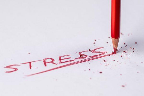 стресс, плохое настроение