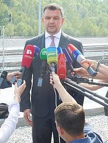 Максим Акимов, вице-премьер Правительства РФ
