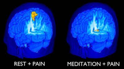 медитация и боль