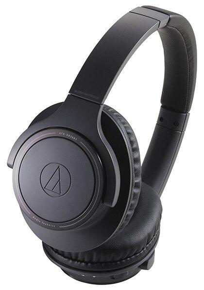 """Audio Technica SR30BT - возможно, лучшие беспроводные полноразмерные / накладные наушники по соотношению """"цена-качество"""""""